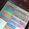 Work2Go Kalender mobil
